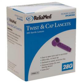 Reliamed Lancets 28g