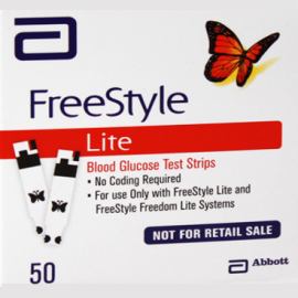 Freestyle Lite 50 Mail Order