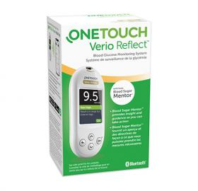 One Touch Verio Reflect Meter
